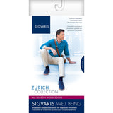 Sigvaris All-Season Merino Wool Men's 15-20 mmHg Knee High