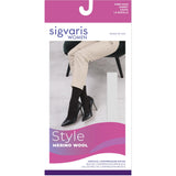 Sigvaris Merino Wool Women's 20-30 mmHg Knee High
