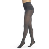 Sigvaris Medium Sheer Women's 20-30 mmHg Pantyhose, Nightshade