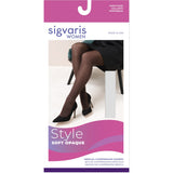 Sigvaris Soft Opaque Women's 30-40 mmHg Pantyhose