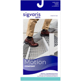 Sigvaris Comfort Men's 20-30 mmHg Knee High