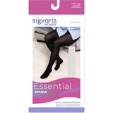 Sigvaris Opaque Women's 20-30 mmHg Plus Sized Pantyhose
