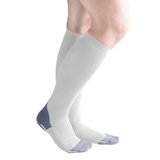 Actifi 20-30 mmHg Athletic Performance Compression Socks, White