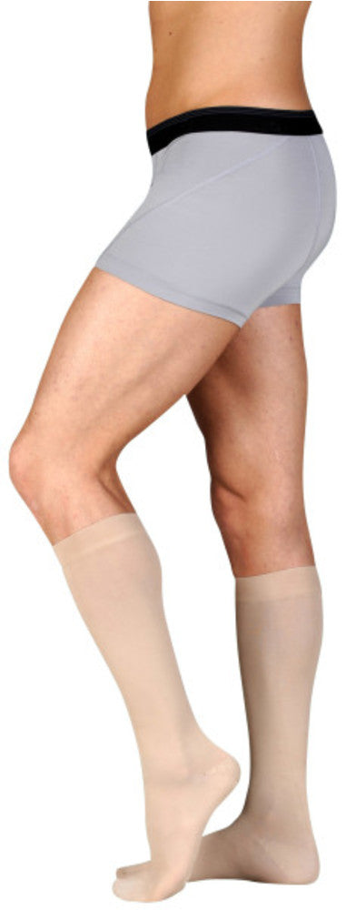 Juzo Dynamic Max 30-40 mmHg Knee High w/ 5 cm Silicone Top