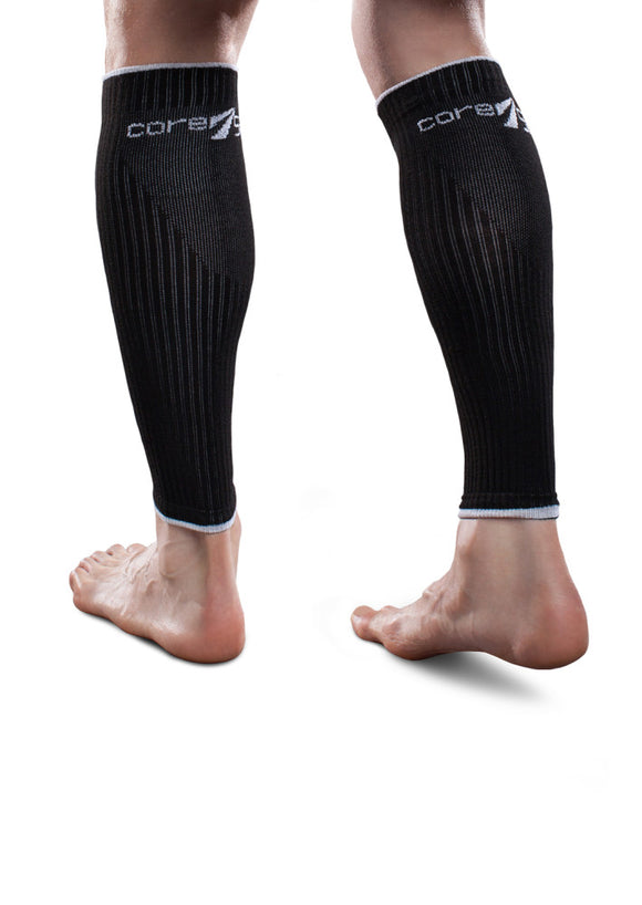 Core-Sport 15-20 mmHg Compression Leg Sleeves