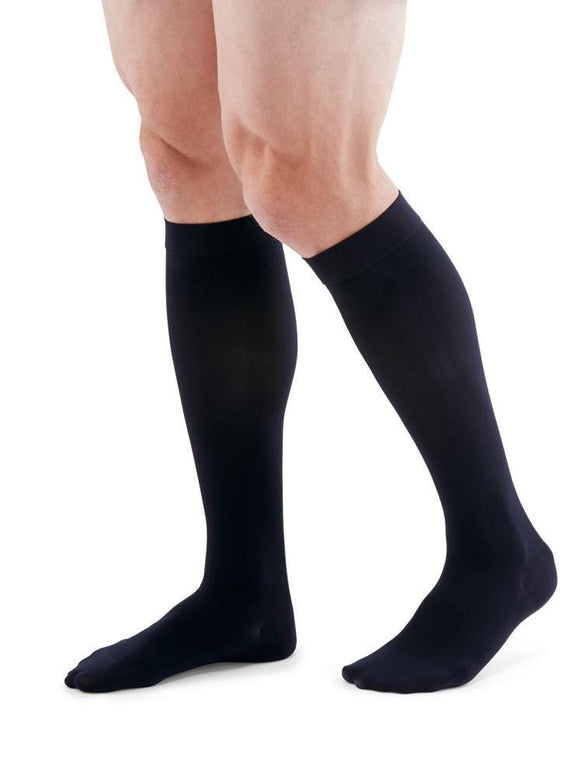 Duomed Patriot Men's 15-20 mmHg Knee High
