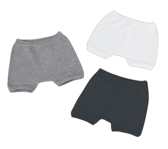 SmartKnitKIDS Boy's Seamless Sensitivity Undies, 3 Pack