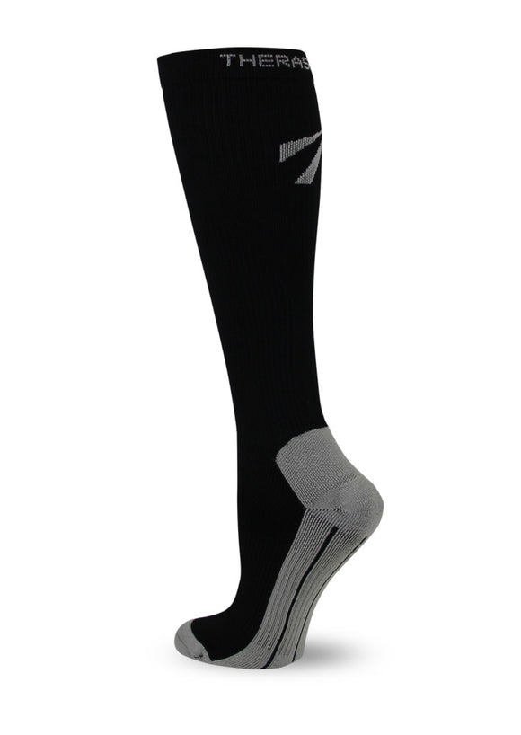 TheraSport 15-20 mmHg Athletic Recovery Compression Socks