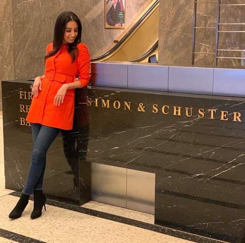 farah at simon and schuster