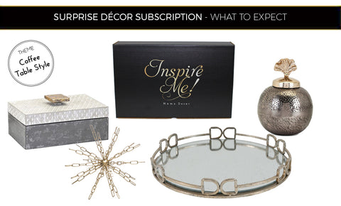 Monthly Surprise Décor Subscription