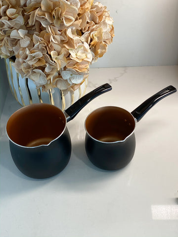 Black Milk/Coffee Pot Warmers (2 Sizes)-Inspire Me! Home Decor