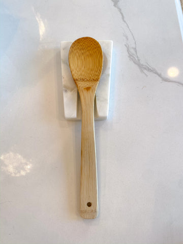 Marble Spoon Rest-Inspire Me! Home Decor