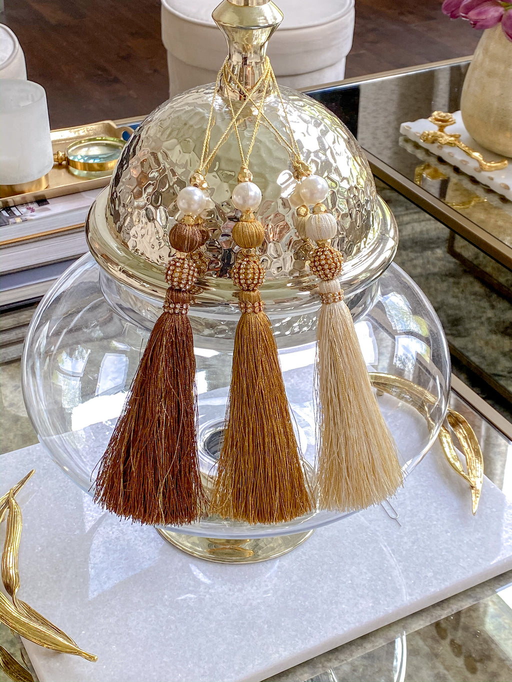 Decorative Tassels (3 Colors)