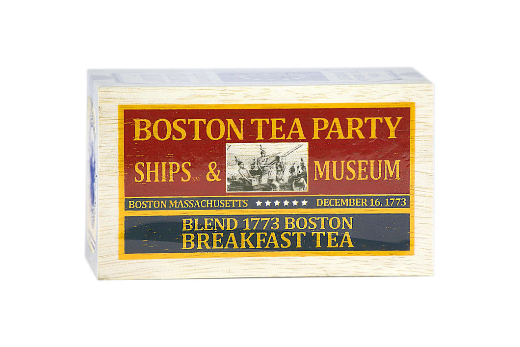 Boston Tea Party Ships & Museum 1773 Boston Breakfast Tea