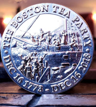 Boston Tea Party 245th Anniversary Commemorative Coin