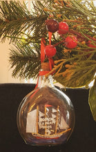 Ship in a Bottle Ornament