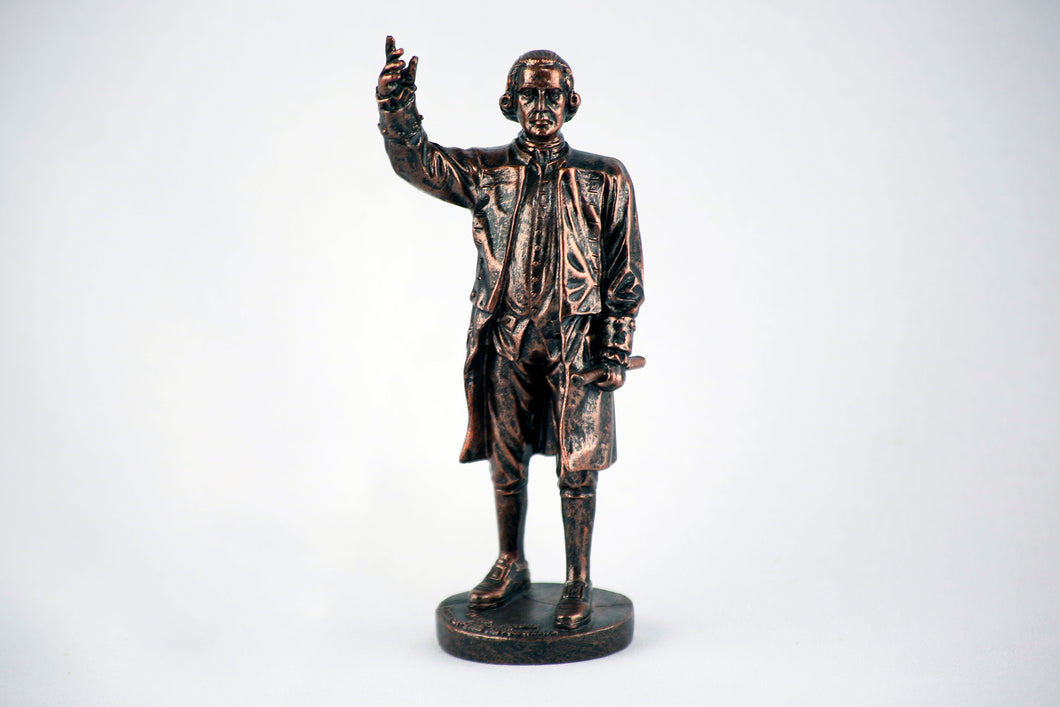 Samuel Adams Figurine