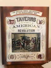 Taverns of the American Revolution by Adrian Covert