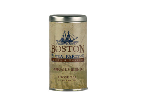 Boston Tea Party Ships & Museum Abigail's Blend Tea