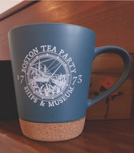 Cork Bottomed Tea Party Mug