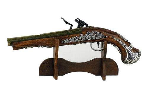 Colonial Pistol Stand