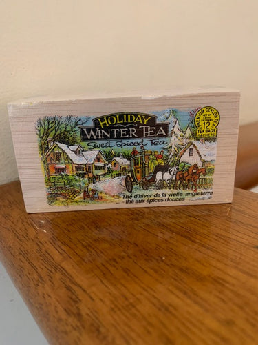 Holiday Winter Tea