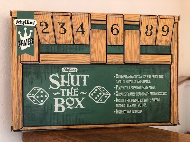 Shut the Box by Schylling