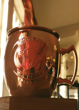 "Tricorn Copper ""Mule"" Mug"