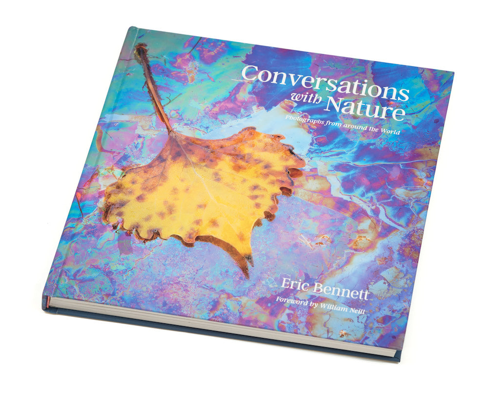 Picture of the book, Conversations with Nature by Eric Bennett