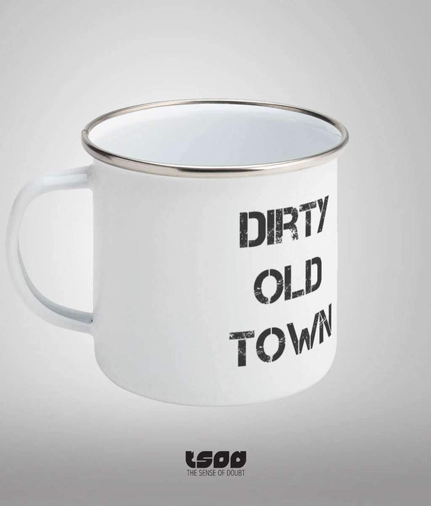 Suggested Products - Dirty Old Town - Limited Mug
