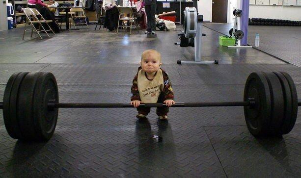 When Can Kids Start Lifting Weights