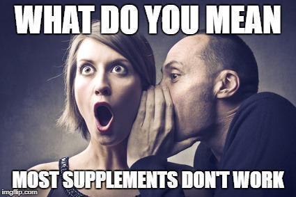 The Top 5 Supplement Scams