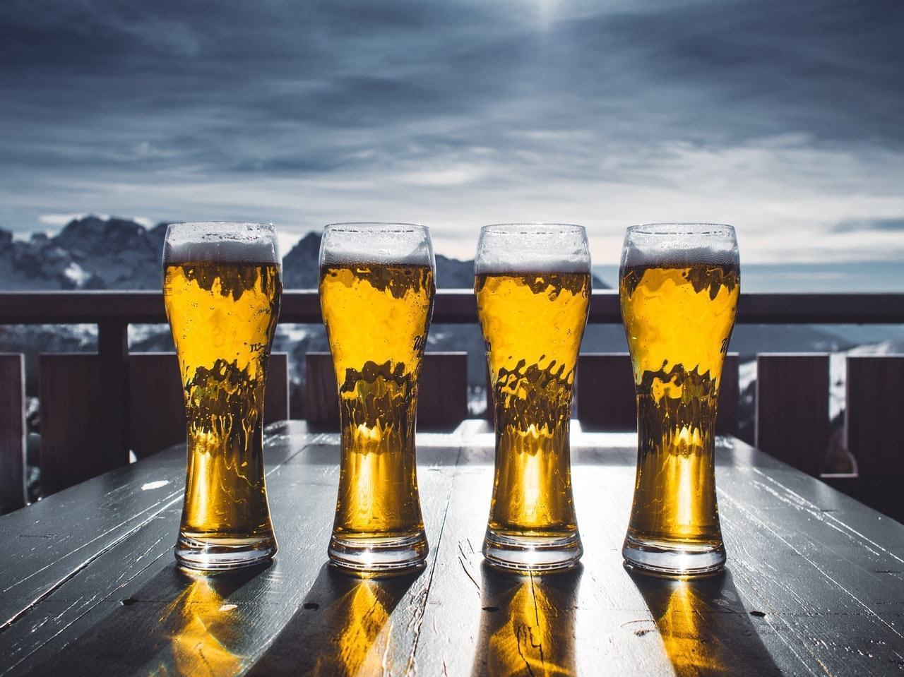 does beer hurt recovery after endurance exercise