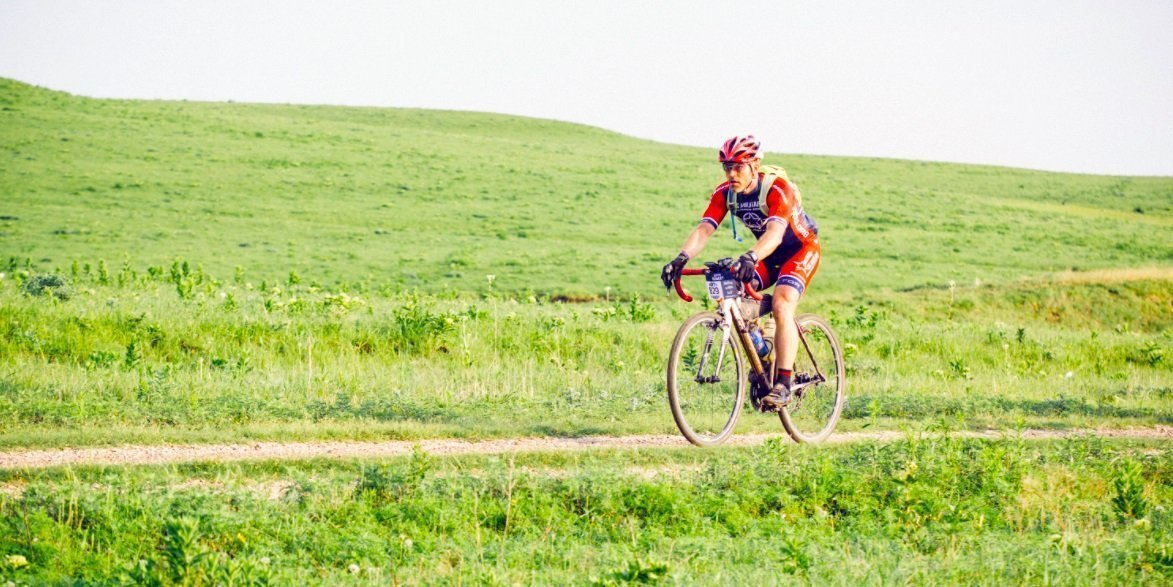 Eating and drinking during the dirty kanza 200