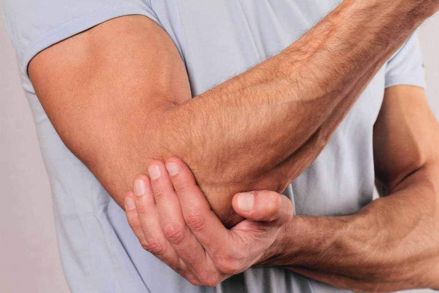 Elbow Pain (Tennis Elbow): Signs, Symptoms, And Treatment