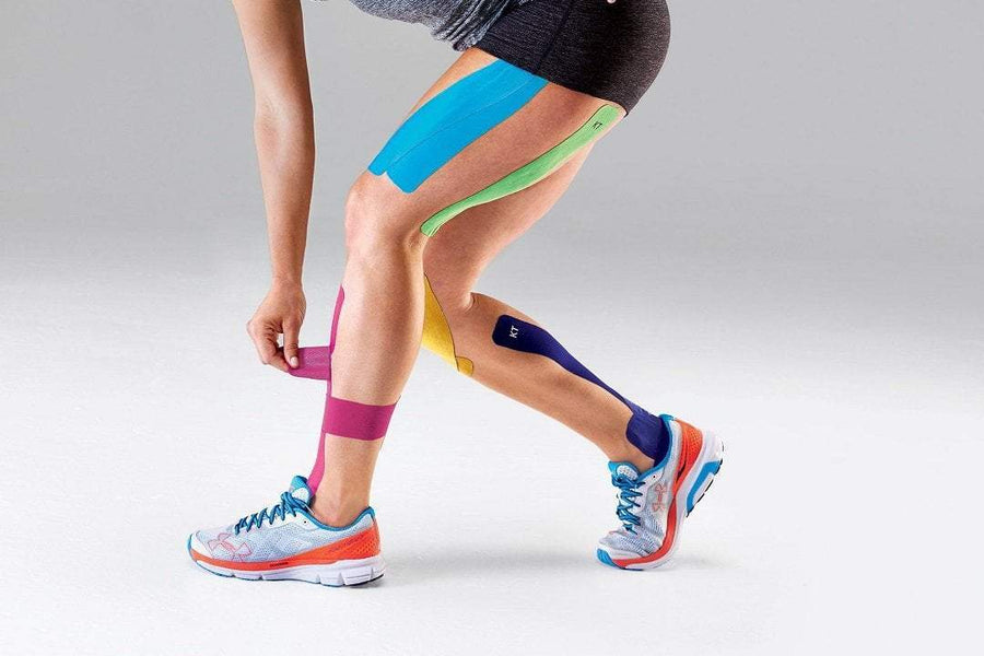 Should Endurance Athletes Use Kinesio Tape?