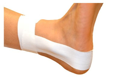 KT Tape for Ankle Sprains