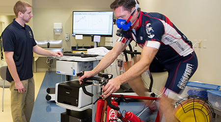 VO2 Max Metabolic Cart