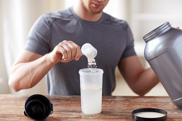 Whey Protein Best Supplement For Endurance Recovery
