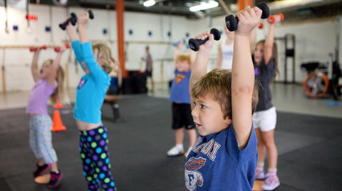 Strength Training Program For Children