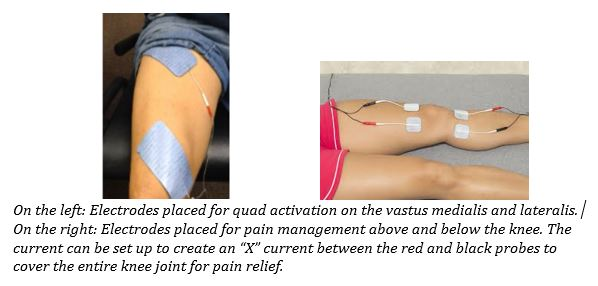 e stim for muscle strength