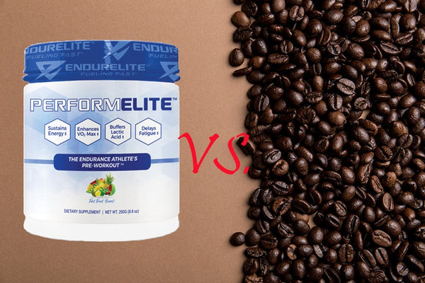 is caffeine in preworkout the same as coffee