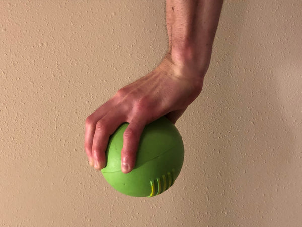Isometric Grip Hold: