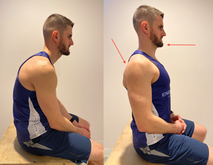 seated over slouch correct