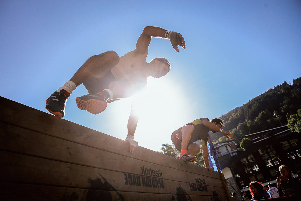 Dominate Your Next Obstacle Course Race With These 4 Supplements