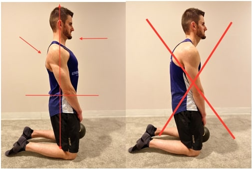 slouch posture