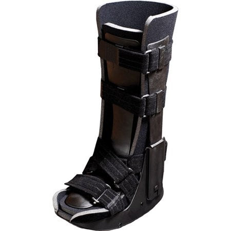 walking boot for ankle sprains