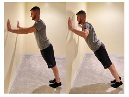 wall push up