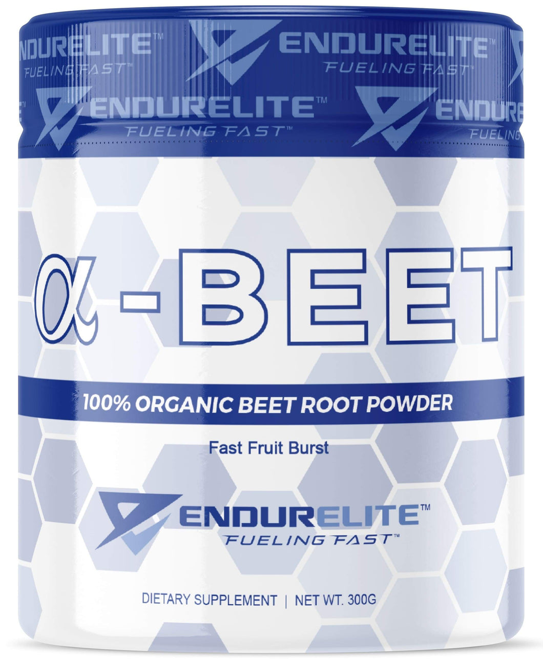 EndurElite AlphaBeet - 100% Organic Beet Root Powder