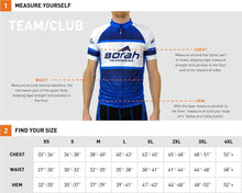 EndurElite Extra Small / Blue EndurElite Cycling Jersey